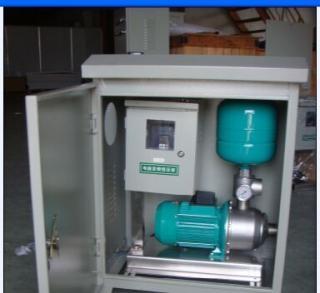 别墅专用恒压变频供水设备