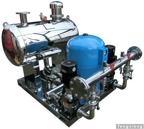 上海奉祥无负压智能变频供水设备