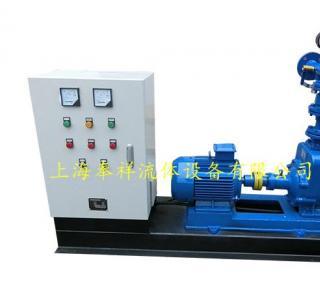 上海奉祥恒压变频自吸供水设备